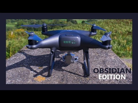 DJI Phantom 4 Pro Obsidian review  - The king of the drones