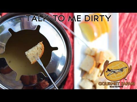 Cheese Fondue   Gourmet Safari