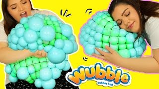Download DIY GIANT MESH SLIME STRESS BALL! Super Cool Giant Stress Ball! Video