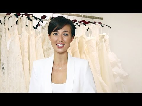 How to Pick the Most Flattering Wedding Dress | COCOMELODY | Wedding & Bridesmaid Dresses