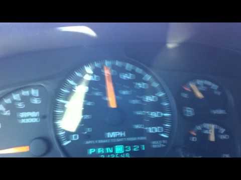 2000 Chevrolet Suburban Wheel Bearing going bad 4 wheel drive