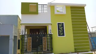 28)New 2BHK Individual House [61Lakhs] at Chengicherla, Hyd