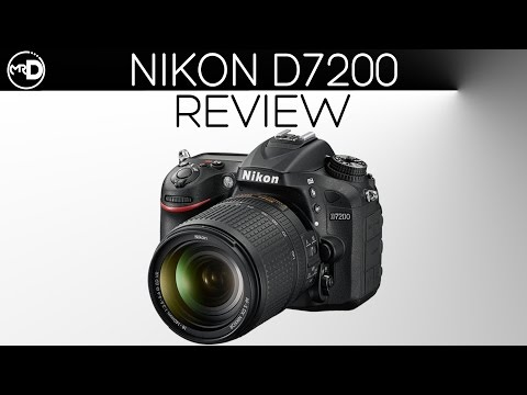 Nikon D7200 Overview & Tutorial (THIS THING IS AMAZING!)