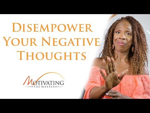 Lisa Nichols - Disempower Your Negative Thoughts