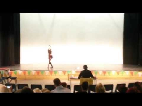 Irish Dance to Bad Blood by Taylor Swift