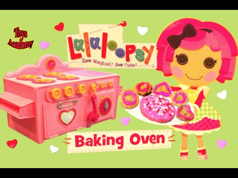Sweets Treats Lalaloopsy Baking Oven Itsplaytime612 Edition | Toys Academy