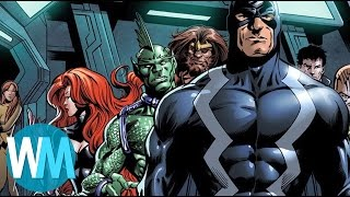 The Inhumans: Superhero Origins