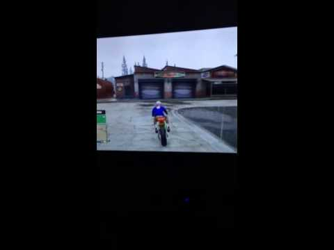 GTA5 how to get chrome rims for free on bikes