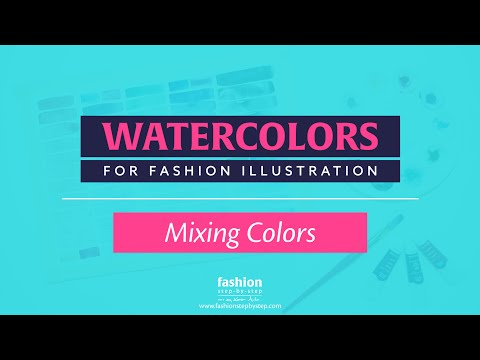 How to Mix Watercolors - Watercolor Basics