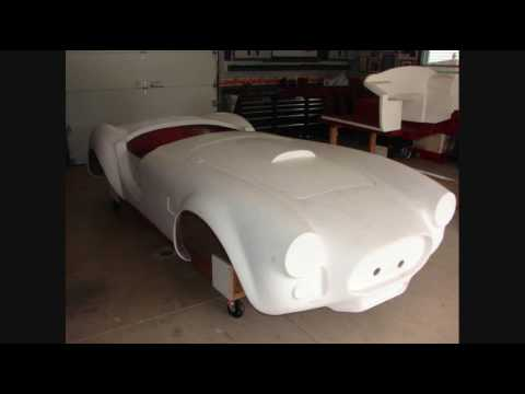 StreetBeasts or Street Beasts 427 Cobra Part 2 - What you get in the Kit