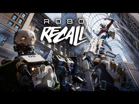 Robo Recall Game Play