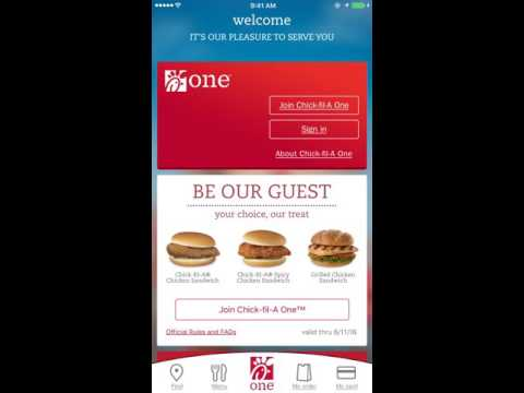 FREE CHICK-FIL-A SANDWICH! RIGHT NOW! Download App To Redeem