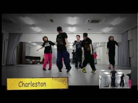 Rhythm Dance Basic ~Hip Hop Steps~