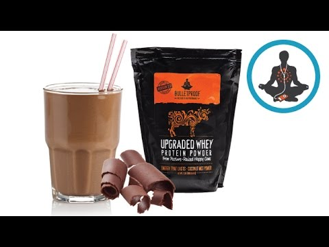 Build Muscle & Boost Your immune System w/ Upgraded Whey Protein