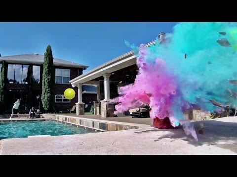 Blitzball Trick Shots 2 | Dude