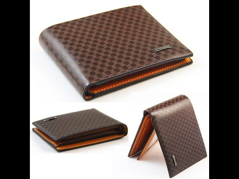 Stylish $3.oo Wallet From China - Ebay Specials - Pidengbao