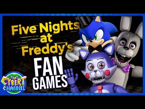 Fnaf Fan Made Games - fondo de pantalla tumblr