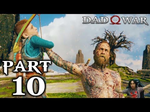 GOD OF WAR 4 | Part 10 | WTF ATREUS?! |  Gameplay Walkthrough