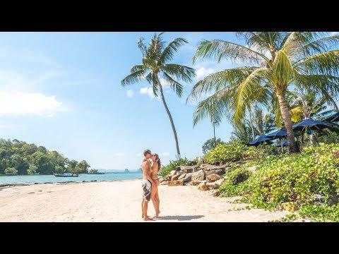 Krabi Anreise ab Koh Samui • Ao Nang und ruhige Strände • Weltreise | VLOG #327 P