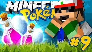 Minecraft: POKEMON!! #9 - EXPLOITING AGAIN!!