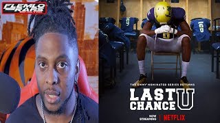 I BINGED the ENTIRE Last Chance U Season 4 in a Day! Here's My First Impressions...