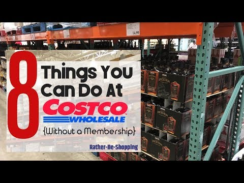 8 Cool Things You Can Do at Costco Without a Membership