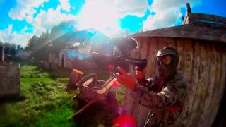 Paintball Jungle Reloaded 2014