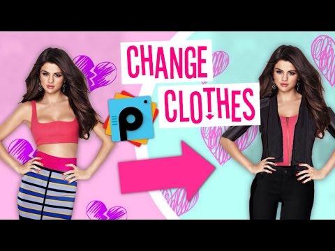 Change Clothes Using PicsArt | 2 Ways!