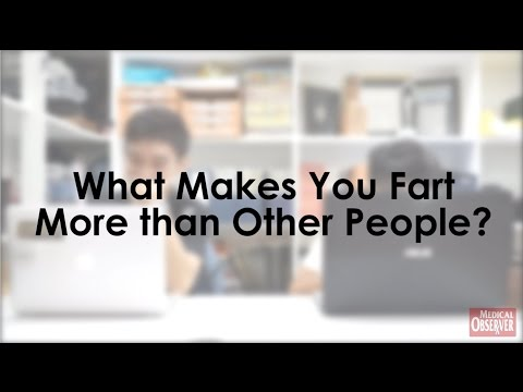 Why Some People Fart More Than Other People