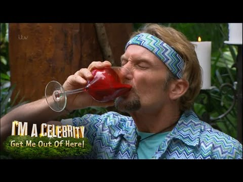 Foggy Downs Blood | I'm A Celebrity...Get Me Out Of Here!