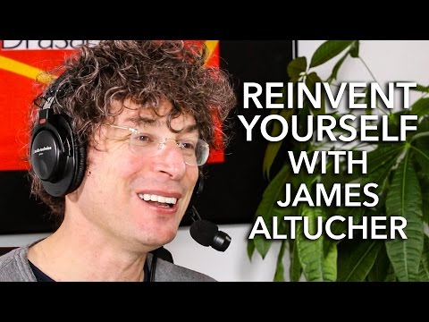 James Altucher on How to Reinvent Yourself and Create the Future with Lewis Howes