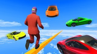 Run Fast Or Get Hit! - Gta 5 Funny Moments