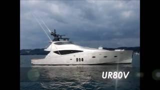 Ur80v-Ⅱフィッシングクルーザー