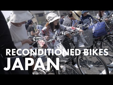 How to buy a bike in Japan | How to register a bike in Japan