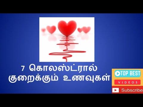 வயிற்றுக் கொழுப்பை குறைக்கும் உணவுகள் | How to Reduce Bad Cholesterol Naturally in Tamil