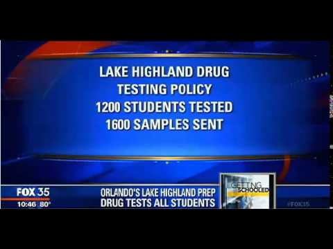Lake Highland Preparatory School Drug Testing Policy