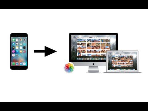 How to Get Photos from iPhone to Computer Mac