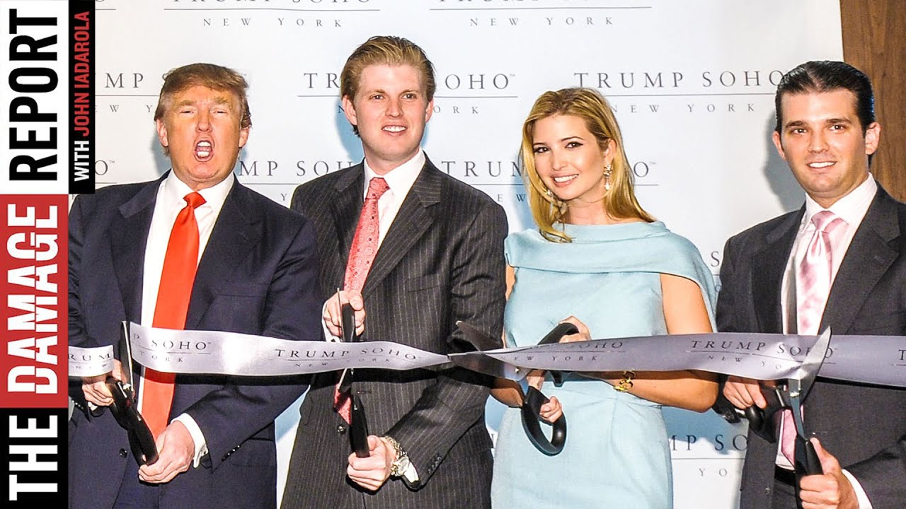Trump Family Secretly Stole $600M From Reelection Campaign