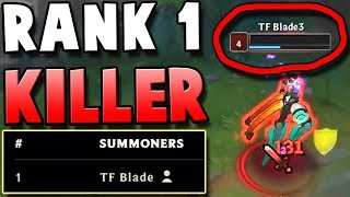 I Solo Killed Tf Blade 3 Times (jungle Never Ganked Once) Ft. Ggs Deftly