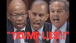 """""""TRUMP LIES!!!"""" Congressmen Take Turns DESTROYING Trump"""