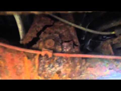 Landcruiser rear axle