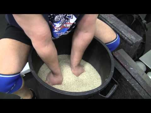 Dirty Rice - Grip Strength with Avi Silverberg