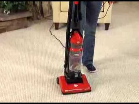 Checking for Clogs: Easy Lite Cyclonic Quick Vac UD20005