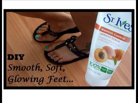 DIY Pedicure │ How to Get Smooth, Soft, Feet at Home!
