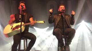 Obsessed (Live) By Dan + Shay @ House Of Blues Boston MA