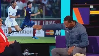 Rio Ferdinand on Messi | Most Embarrassing Night of my Life