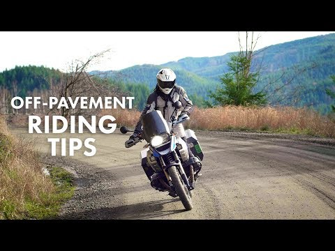 5 Tips for Riding Dirt and Gravel Roads