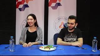 Yabancı Öğrenciler Türk Mutfağını Deniyor! (Foreign Students Try Turkish Cuisine)