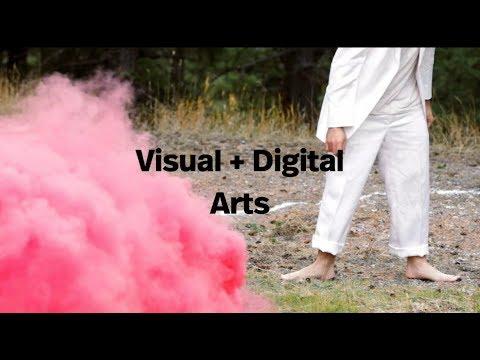 Explore Visual + Digital Arts at Banff Centre