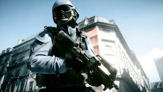 مونتاج مترو باتلفيلد4 HD) Battlefield 4™ METRO  Montage )